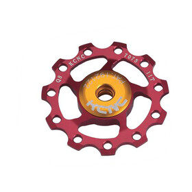 KCNC Jockey Wheel 11 Teeth Ceramic Bearing red